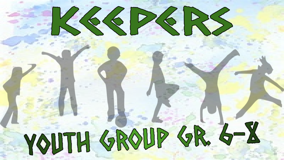 Youth Groups Gr 6-8