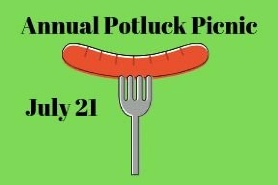 Annual Potluck Picnic